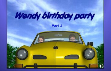 Wendy birthday party Part 1